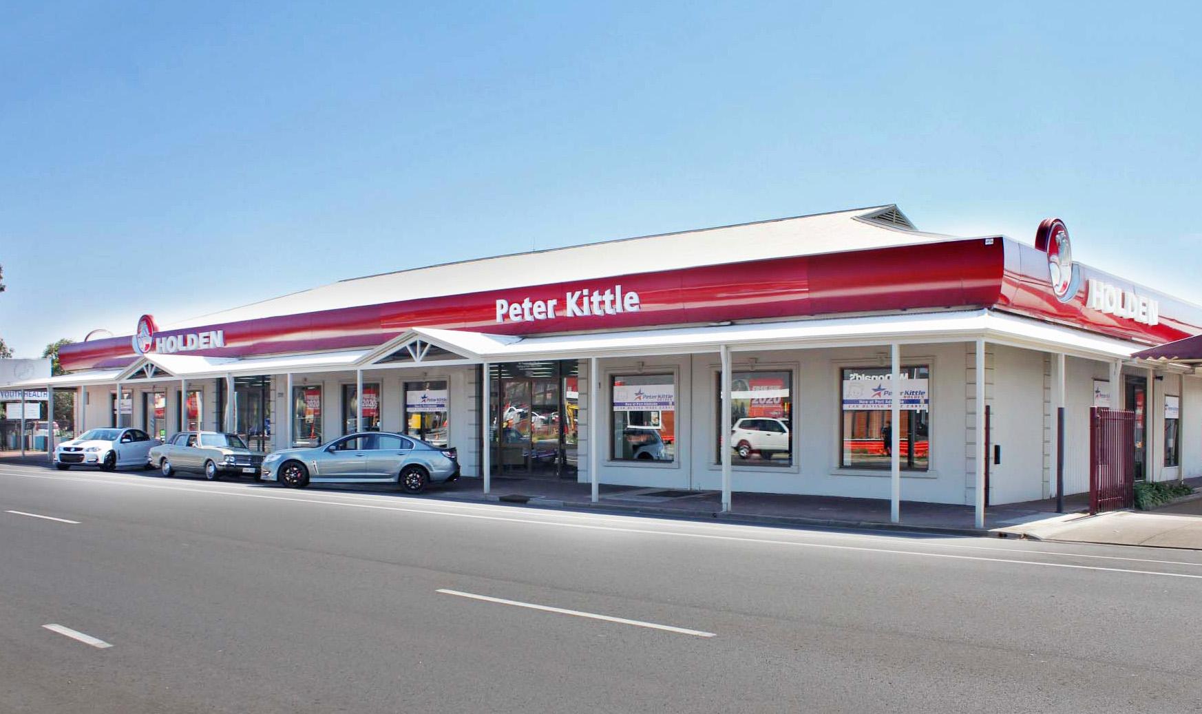 Peter Kittle Motor Company Adelaide